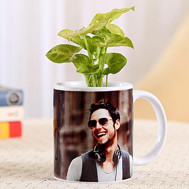 online plant n mug for her