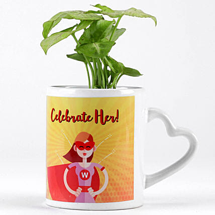 online plant for women's day