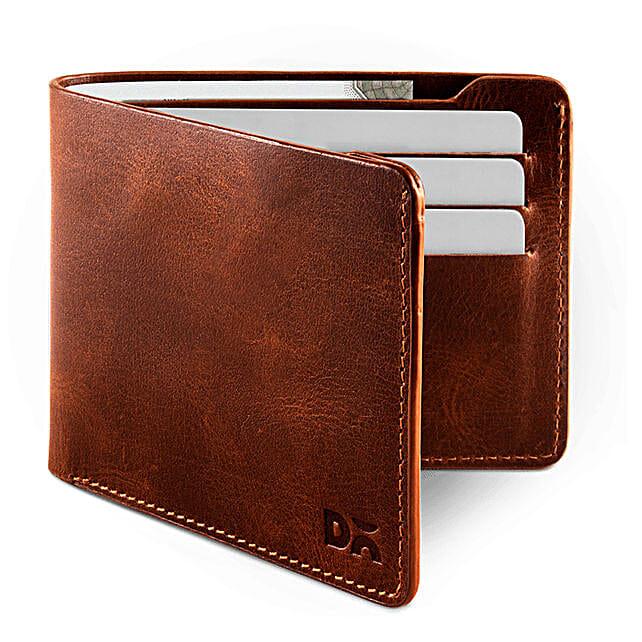Tan Leather UrbanGentleman Wallet