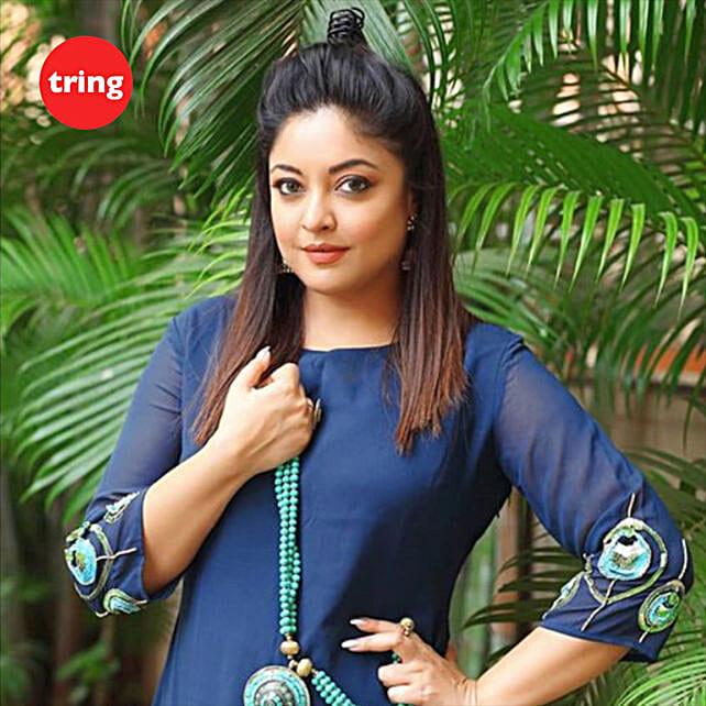 Tanushree Dutta Personalised Video Message