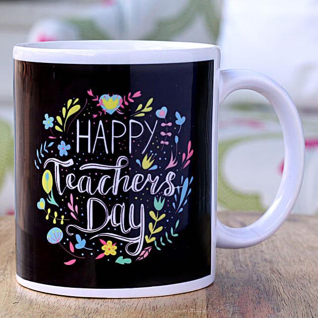 mug for teacher on teachers day