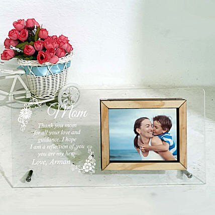 photo frame for mother