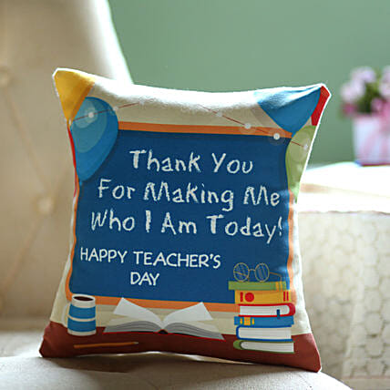 online printed cushion for teacher:Teachers Day Gifts