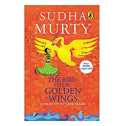 Sudha Murty's Online Book Gift