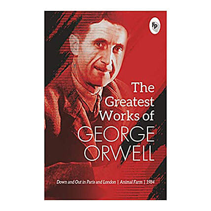 Online George Orwell's Book:Books