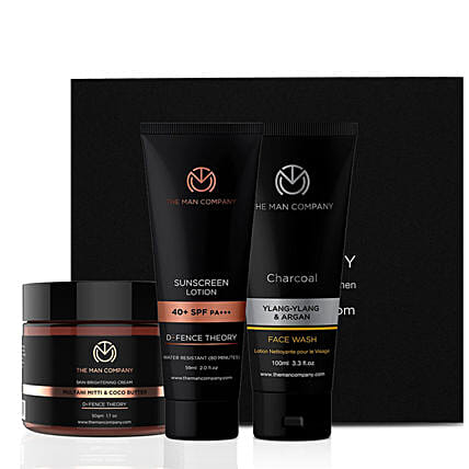 The Man Company Skin Care Pack
