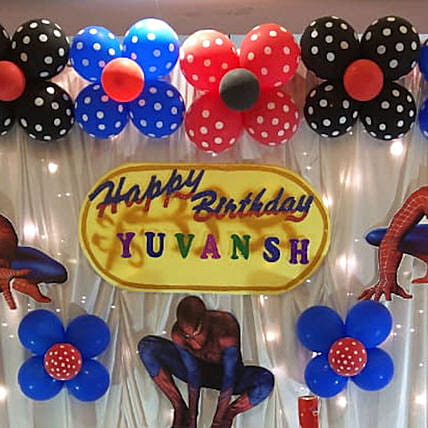 Birthday Decorations Birthday Party Decoration Services Ferns N Petals
