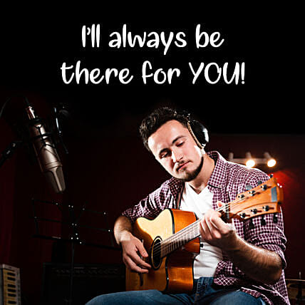 There For You Melodies:Guitarist On call