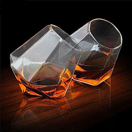 Online Thumbs Up Whiskey Glasses:Unusual Gifts