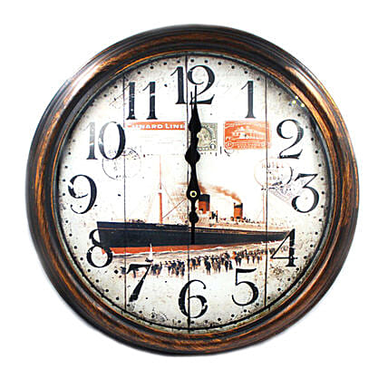 Vintage Wall Clock Set Online