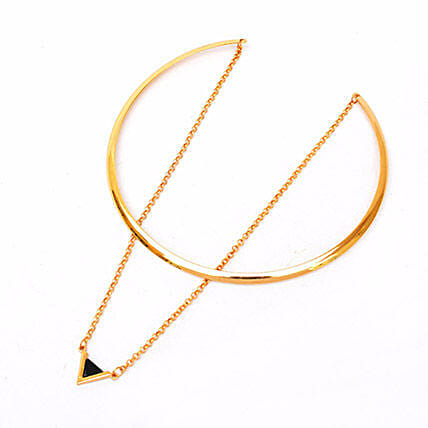 Triangle Pendant Necklace Online