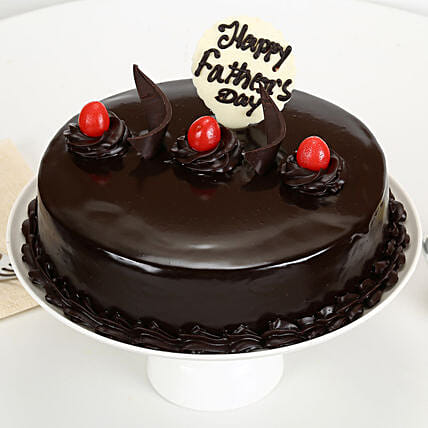 Happy Father's Day Cake:Send Fathers Day Gifts to Bengaluru