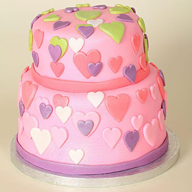 truffle fondant cake online