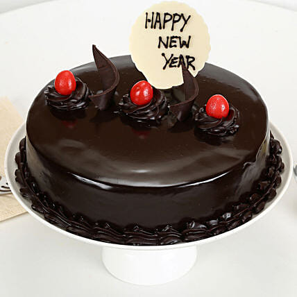 Cake For New Year Online:New Year Cake