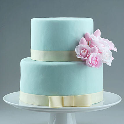 Floral Theme Cake Online