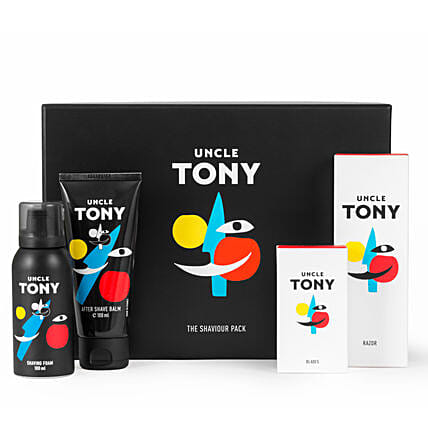 Uncle tony shaving system pack online