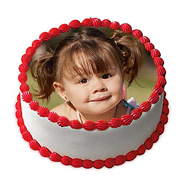 1kg Butterscotch Delight Photo Cake by FNP