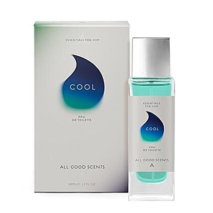 All Good Scents Cool EDT- 50 ML