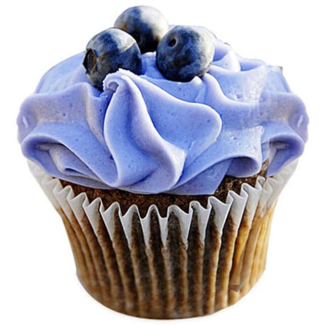 Blue Berry Cupcakes 12