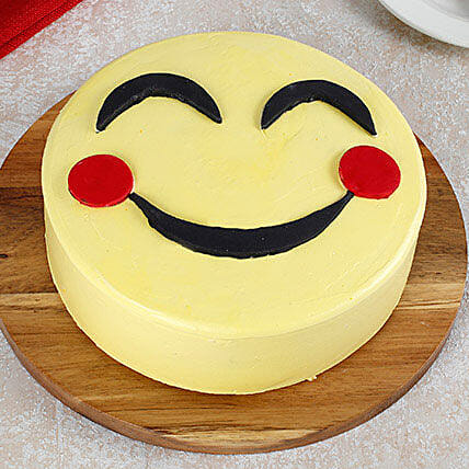 Emoji Cakes for Birthday Online