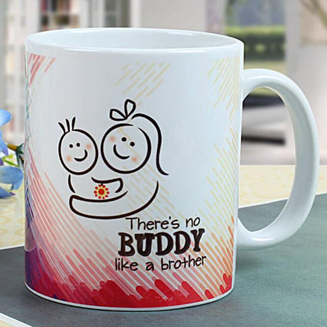 Buddy Brother Mug