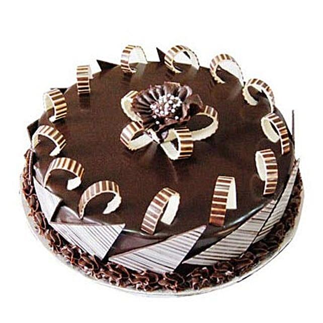 Chocolate Galore Cake Half Kg For Icici Regular