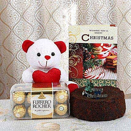 Classic Gift Combo Christmas Gift By FNP