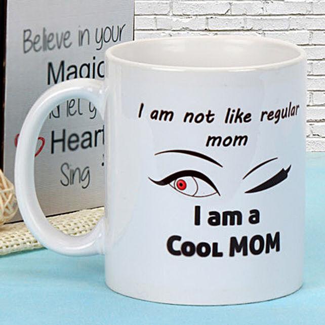 Crown Of Supermom Mug
