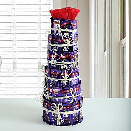 Chocolate Tower Gift