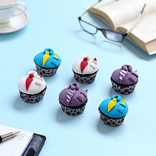 Designer Cupcake For Dad 6