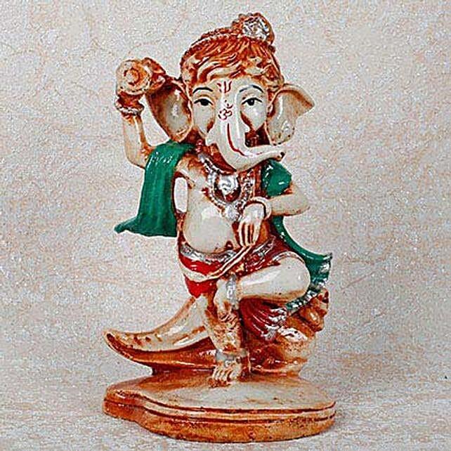 Divine Ganesha Idol