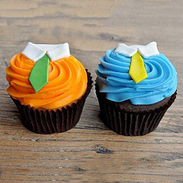 Dual Cupcake 24
