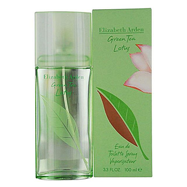 Elizabeth Arden Green Tea Lotus Womens EDT Spray
