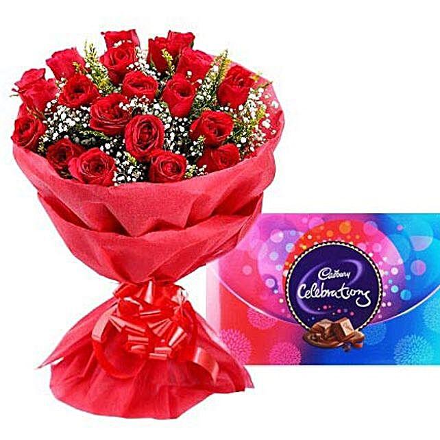 Flowery Celebrations Premium