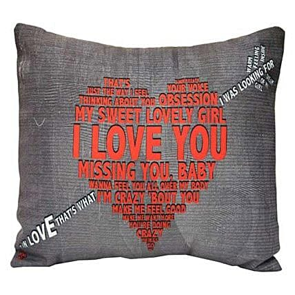 For The Love Of Cushion By FNP