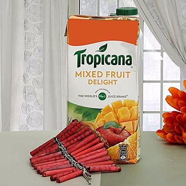Fruity Hamper By FNP