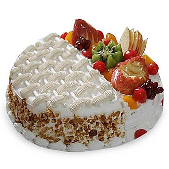 Half N Half Cake by FNP
