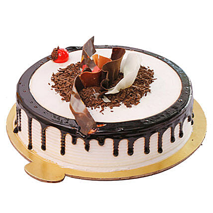 Heavenly Black Forest Cake 1KG Eggless