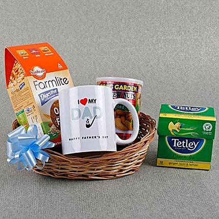 best father day basket