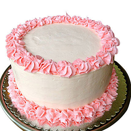 Joy Of Love Cake 1kg Eggless