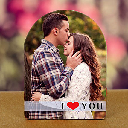 Lots Of Love Personalized Plaque By FNP