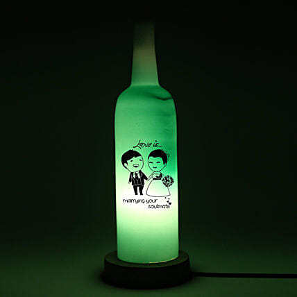 Marrying Your Soulmate Lamp By FNP