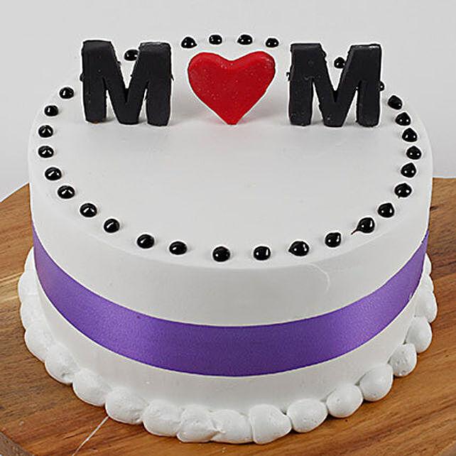 MOM Special Vanilla Cake 2kg Eggless