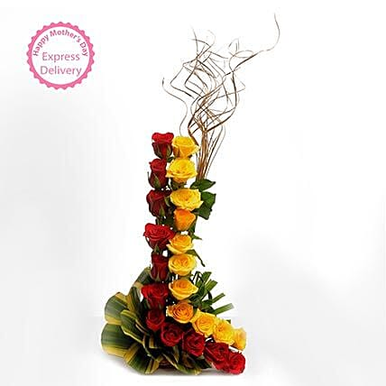 Mothers Day Spl Charming Bloom by FNP