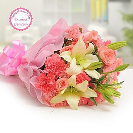 Mothers Day Spl Pink Style by FNP