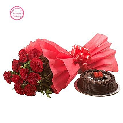 Mothers Day Spl Truffle Treat by FNP