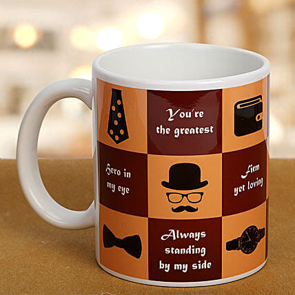 Father's Day Mug for Dad