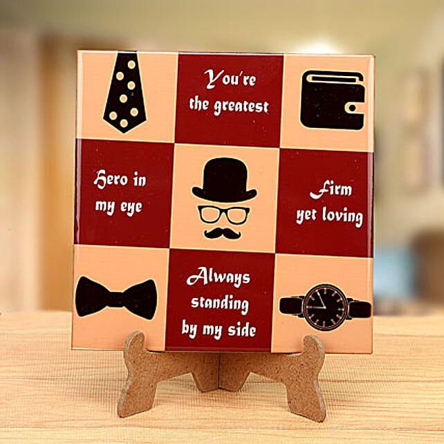 Great dad tabletop