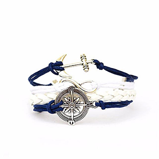Nautical Blue Bracelet