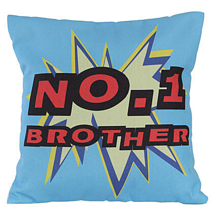 No 1 Brother Cushion